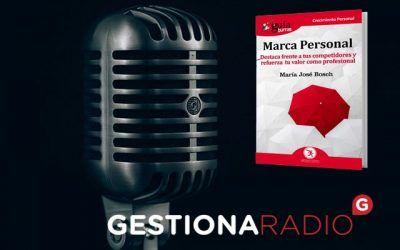 Marca Personal en Primera Hora (GestionaRadio)