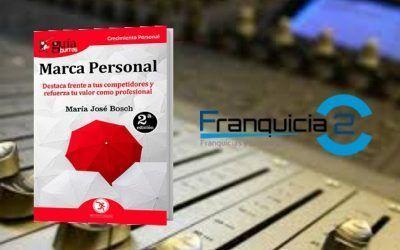 María José Bosch cuenta crear una marca personal en 'Franquicia2'
